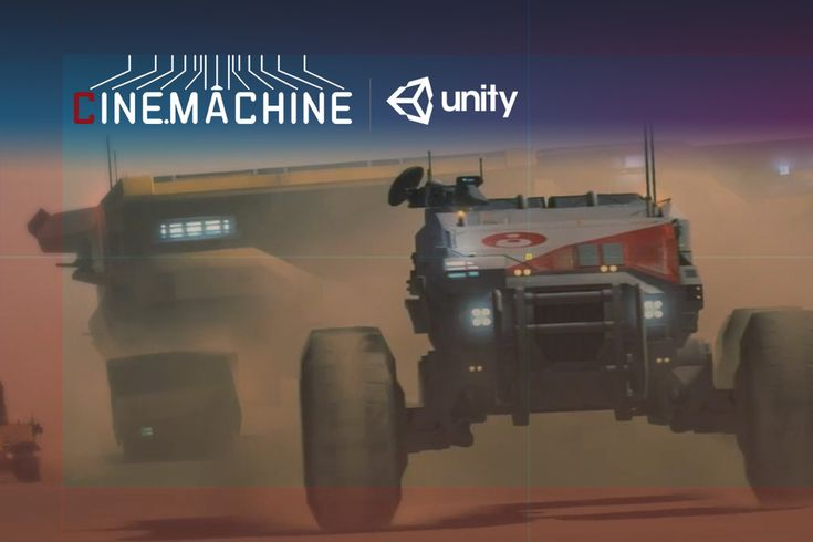 Unity is the little game engine that could revolutionize animated movies
