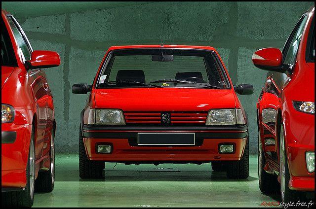 Peugeot 205 1.9l GTi