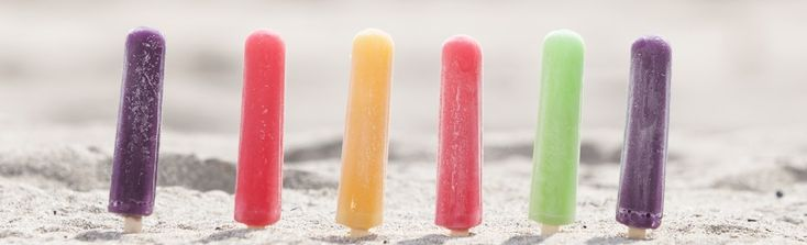 These easy, breezy (and better-for-you!) DIY ice pop recipes will give you that extra boost of energy you'll need as you catch some rays.