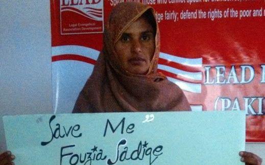PAKISTAN - Il calvario della cristiana Fouzia: rapita, liberata e di nuovo rapita dal suo aguzzino musulmano tempi.it