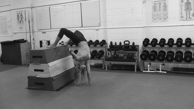 Single Arm Handstand Strength - Sydney Strength & Conditioning