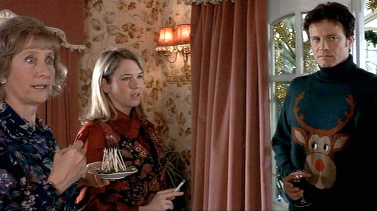 Image result for bridget jones christmas