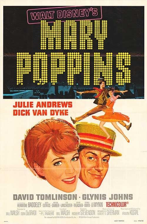 "The film was not only one of the highest-grossing films of 1964, but also, at the time, Walt Disney Studios' highest-grossing film ever. | 21 Fascinating Things You Might Not Know About ""Mary Poppins"""
