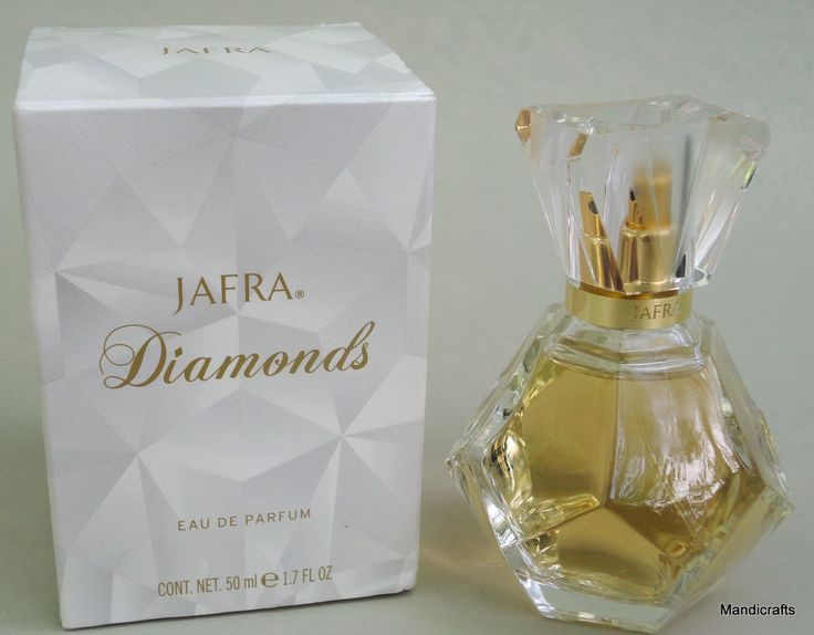 Details About Full Perfume Jafra Diamonds Eau De Parfum