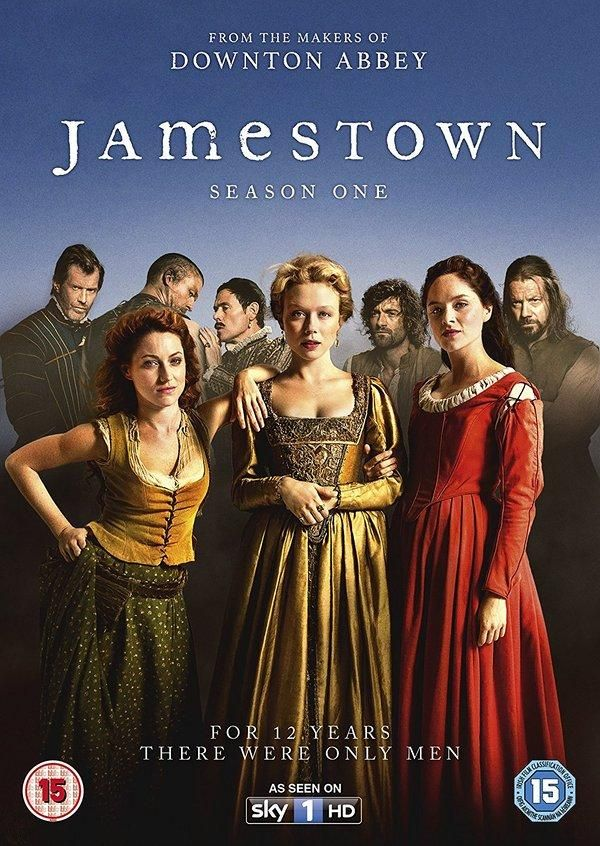 Jamestown (TV Series 2017- ????)