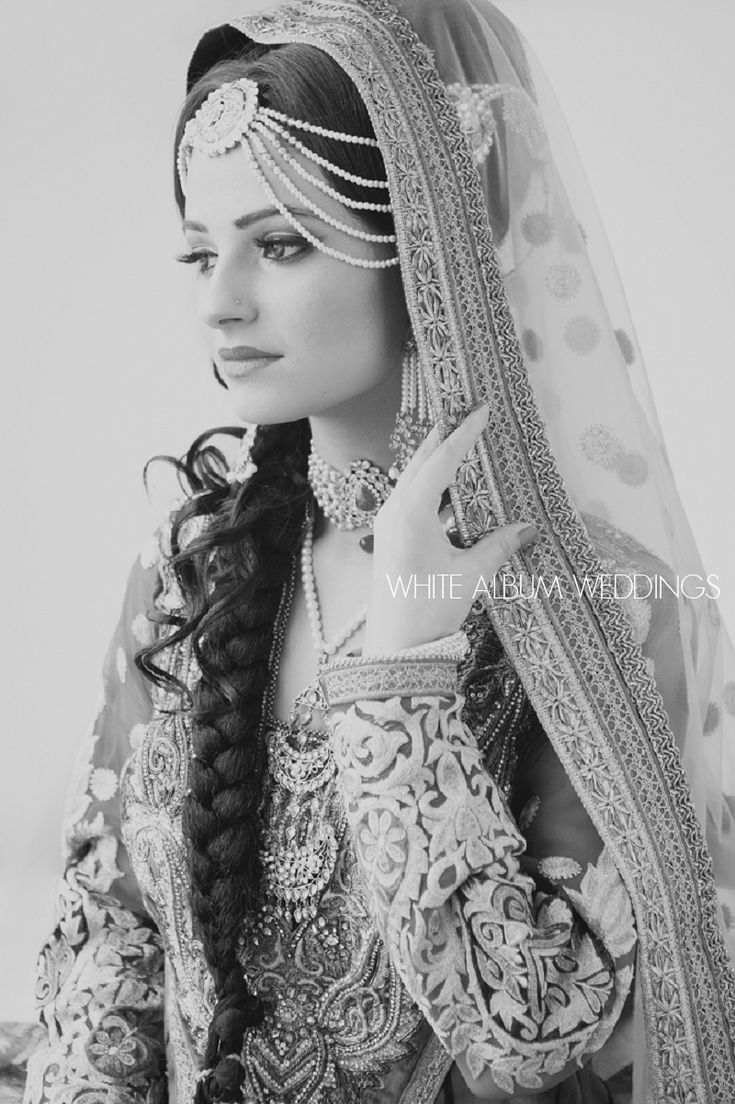 Asian wedding [Punjabi bridal shoot]  weddings   www.whitealbumweddings.com makeup + hair   Salon Picasso published   South Asian Wedding Planner dresses  Crossover Bollywood