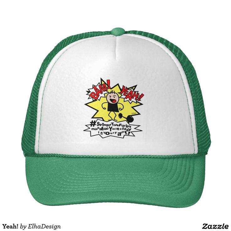 Yeah! Trucker Hat