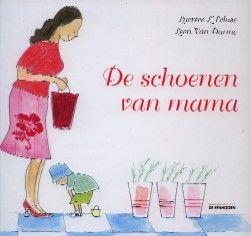 Boek/kamishibai: De schoenen van mama