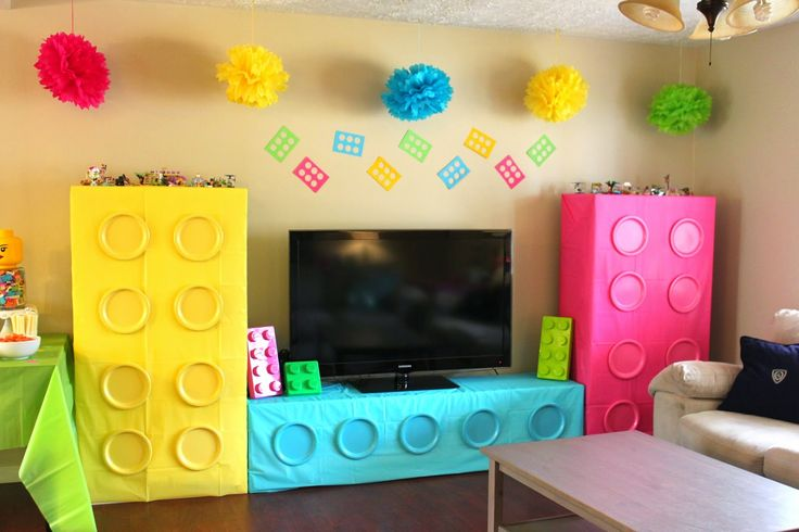 There are tons of Lego party ideas on Pinterest but there are actually very few girly Lego parties on there. This party is a mix of a few o...