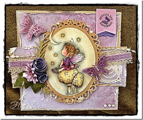 LOTV - Midsummer's Night by Fleur Pearson