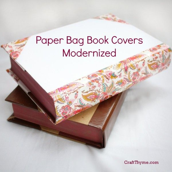 Book Cover Instructions Paper Bag : Best images about events back to school on pinterest
