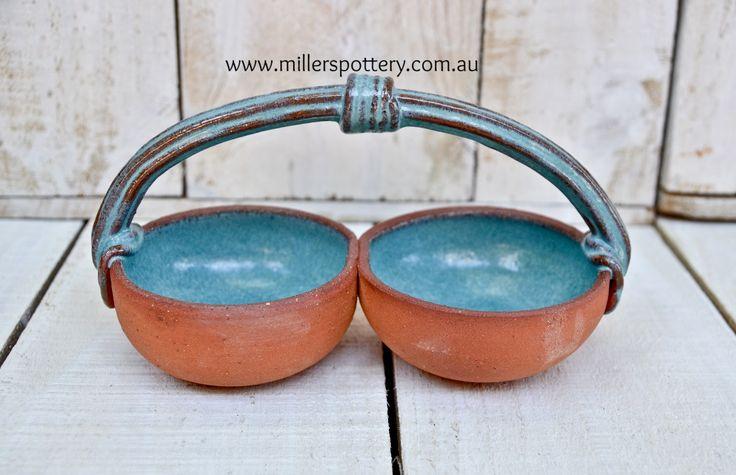 Australian handmade Serving Dish by www.millerspottery.com
