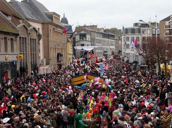 Le Carnaval de Granville : un événement incontournable en Normandie