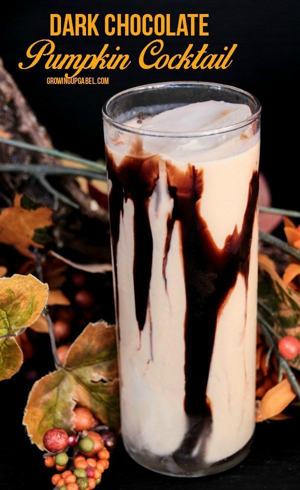 Make an easy and delicious pumpkin cocktail recipe for fall! Just a few…