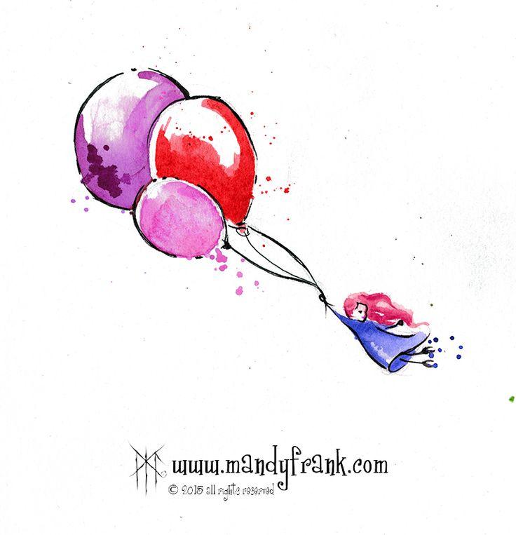 #mandyfrank #hamburg #aquarell #watercolor #artist #illustrator