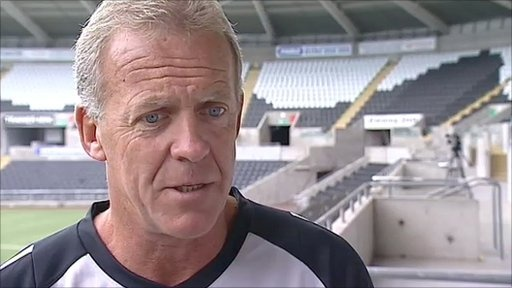 Alan Curtis, Swansea City
