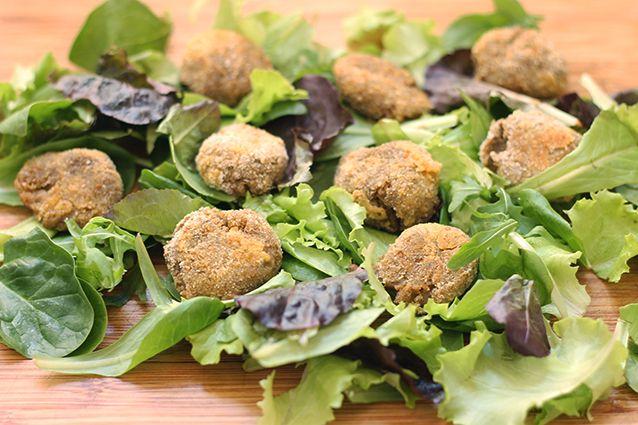 Le polpette di lenticchie e patate e altri tipi