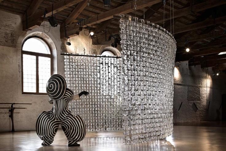 salviati interiors sculptural glass