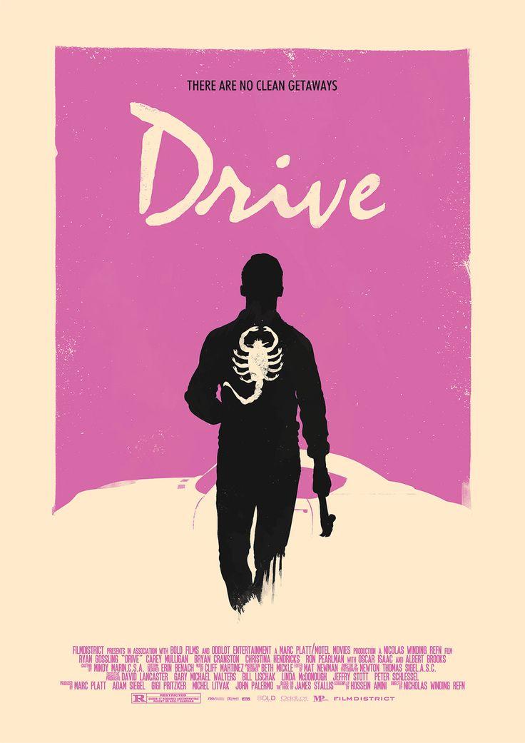 Drive Poster by RustyCharles.deviantart.com on @deviantART