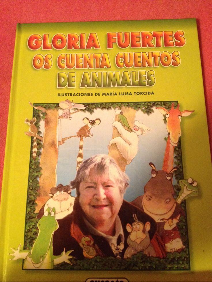 Gloria Fuertes os Cuenta Cuentos de Animales - 80709357 - Juguetes, Niños y Bebés
