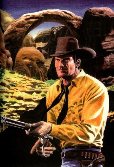 Tex Willer por Fabio Civitelli