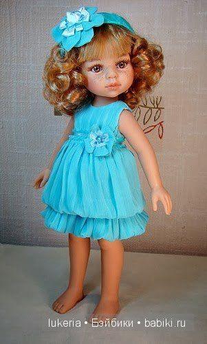 Paola Reina, Паолки, обувдля кукол, lukeria, игровые куклы