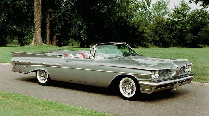 Pontiac Bonneville (1959).