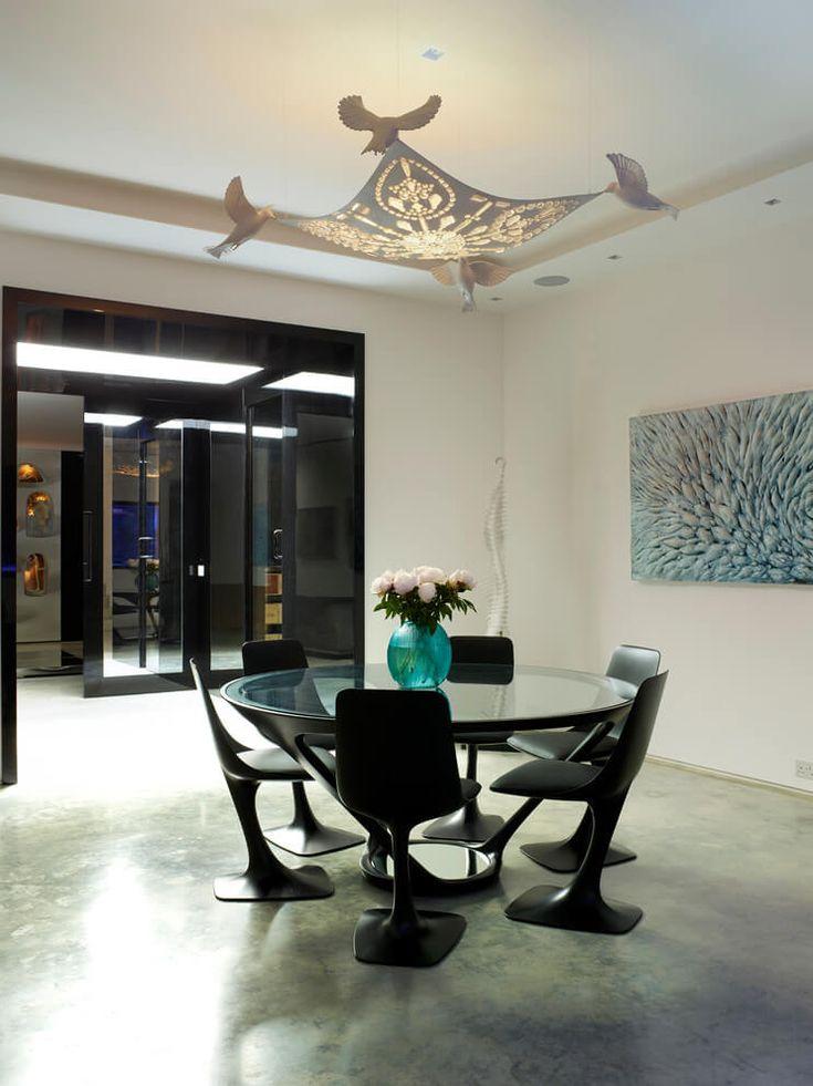 Chelsea House by Stephen Fletcher Architectsthe ceiling