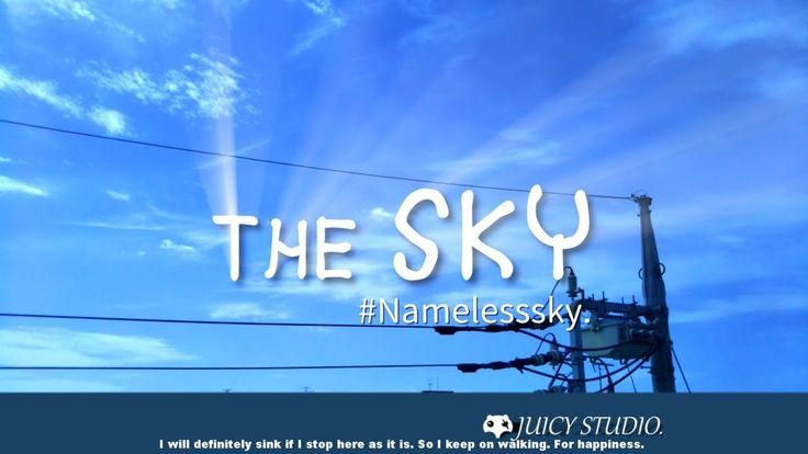 【 Relax - Timelapse 】 The SKY #Namelesssky. - May sky 2017.