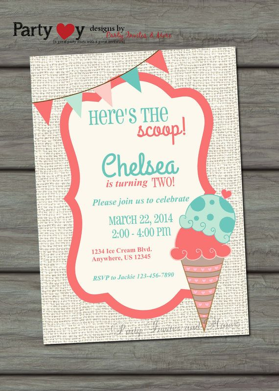 Hey, I found this really awesome Etsy listing at https://www.etsy.com/listing/198283116/ice-cream-invitation-ice-cream-birthday