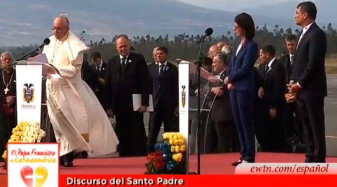 https://www.aciprensa.com/noticias/texto-y-video-discurso-del-papa-francisco-en-ceremonia-de-bienvenida-en-ecuador-96147/