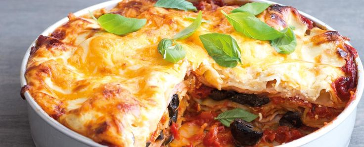 Šunkové lasagne