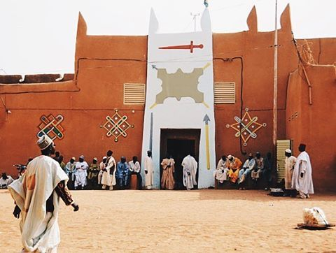 Zinder, Niger ©George Kashouh #SUNUnotes #SUNUjournal