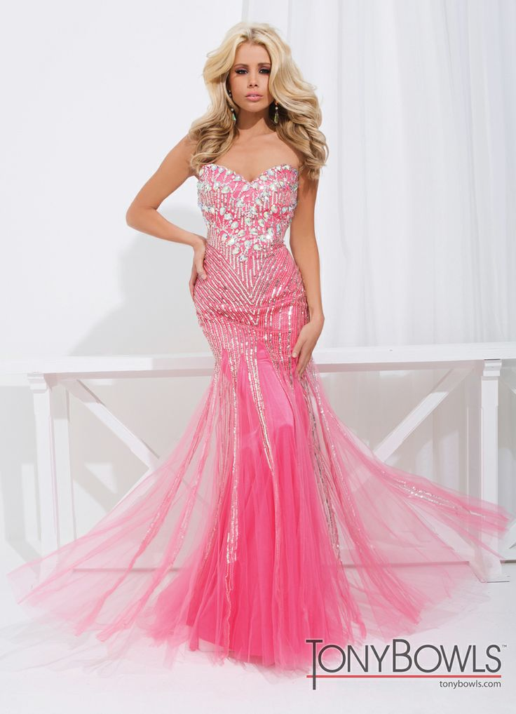 58 best Prom dress 2014 ideas images on Pinterest | Formal evening ...
