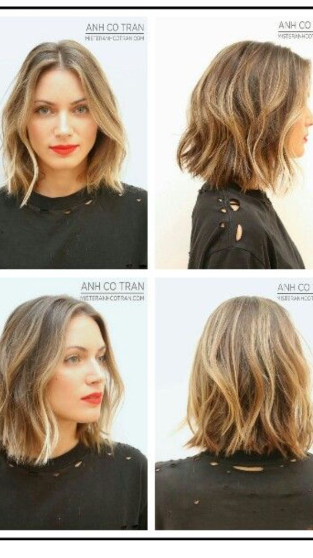 Corte / Cabelo / Curto / Hair / New