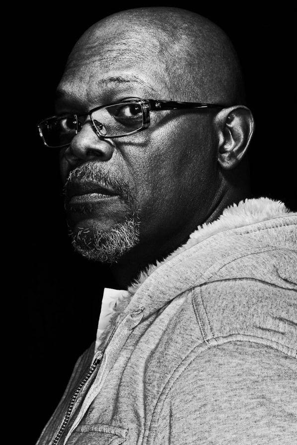 Samuel L. Jackson (Samuel Leroy Jackson) (born Washington, District of Columbia (USA), December 21, 1948)