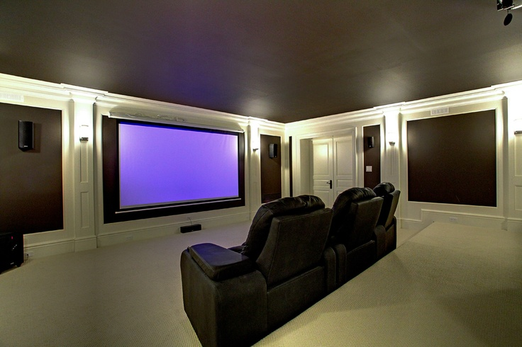 Movie night for two: home theatre. 1372 Duncan Road, Oakville