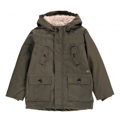 Parka Hudson Vert kaki  Hundred Pieces