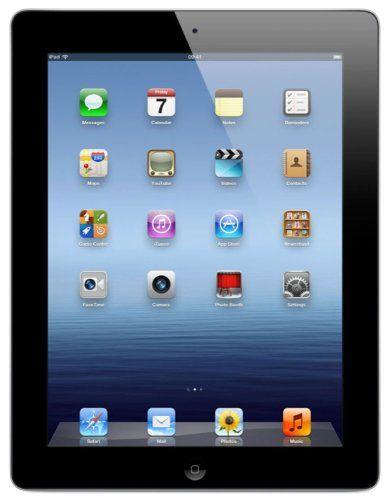 Apple iPad 3 (3rd Generation iPad) 16gb Wifi – Black (Brand New March 2012 iPad 3) - The Best Buy Amazon Review