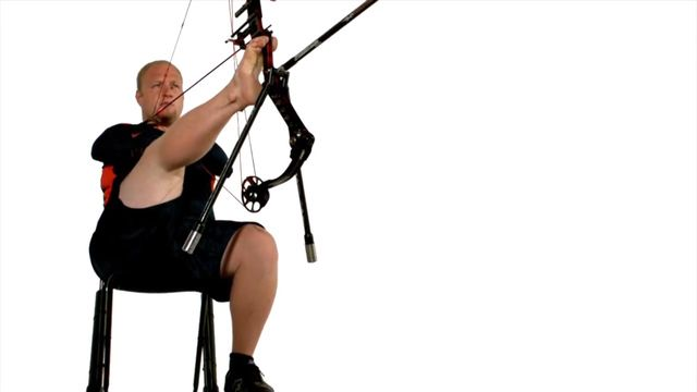 Armless olympic archer learned sport to feed his family | 11alive.com