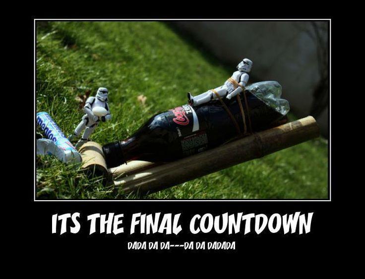 Image result for final countdown meme rocket
