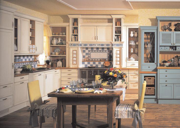 17 beste ideer om Küche Landhausstil på Pinterest Kjøkken på - küche im landhausstil