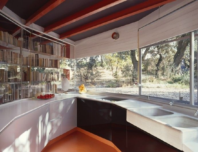 Image 2 of 24 from gallery of Silicon House / Selgas Cano. Photograph by Roland Halbe