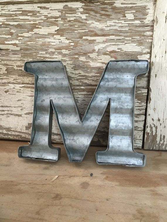 galvanized metal letters 17 best images about things to buy for my room on 17667