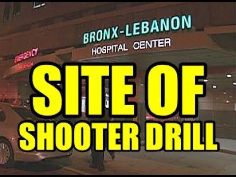 """I CALL NY Bronx-Lebanon Hospital: """"Active Shooter Drill Still In Effect""""..."""