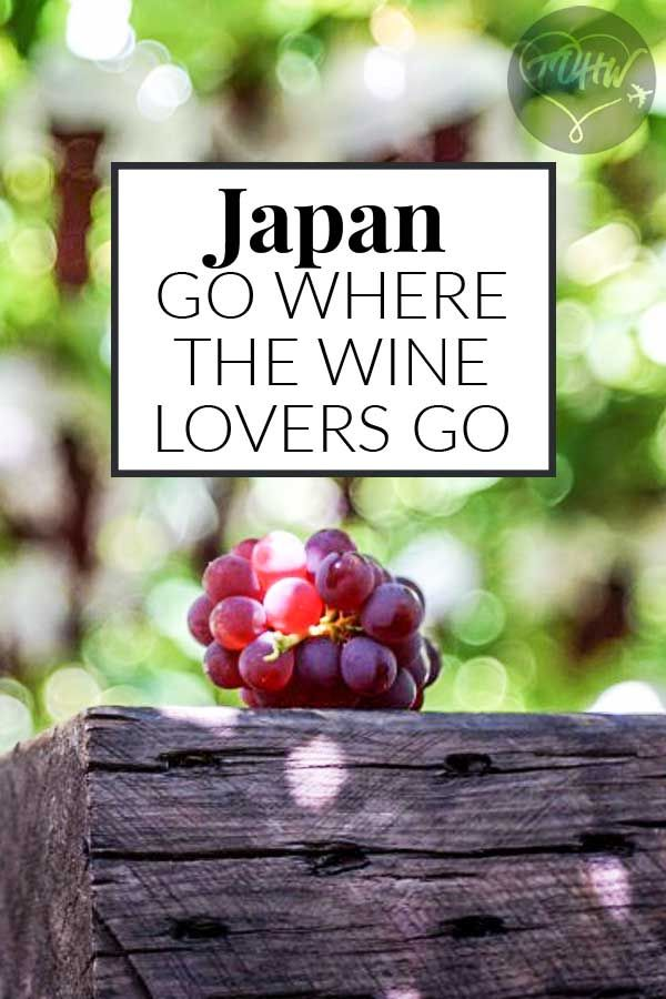 Like wine? Love Japan? Taste your way through over 30 wineries near Mt. Fuji and discover the secret to delicious Japanese wine!