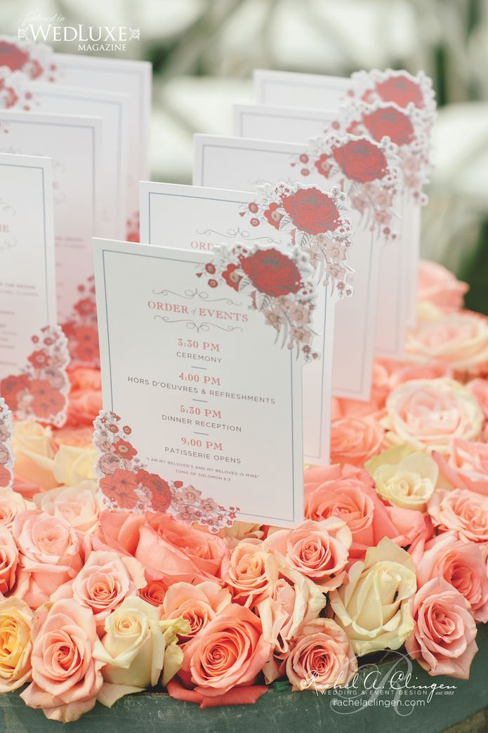 12 best Coral Peach Blush Weddings images on Pinterest | Peach ...