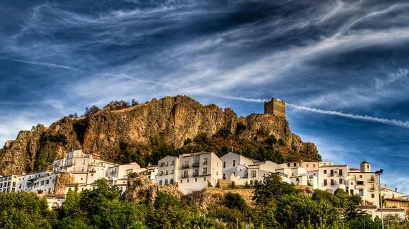 Zahara de la Sierra, Spain: Small Town, La Sierracadiz, Sierra Zahara, Castles, Roads Trips, Cadiz Spain, Photo, Zahara De La Sierra, Pueblo Blanco
