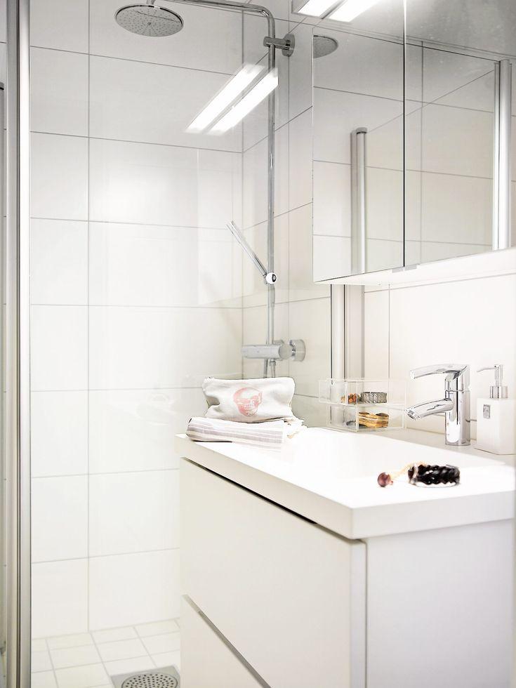 små badeværelser planløsning - Google Search