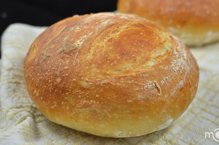One of my best recipes ever, no knead artisan bread with no Dutch oven, just using steam bath.